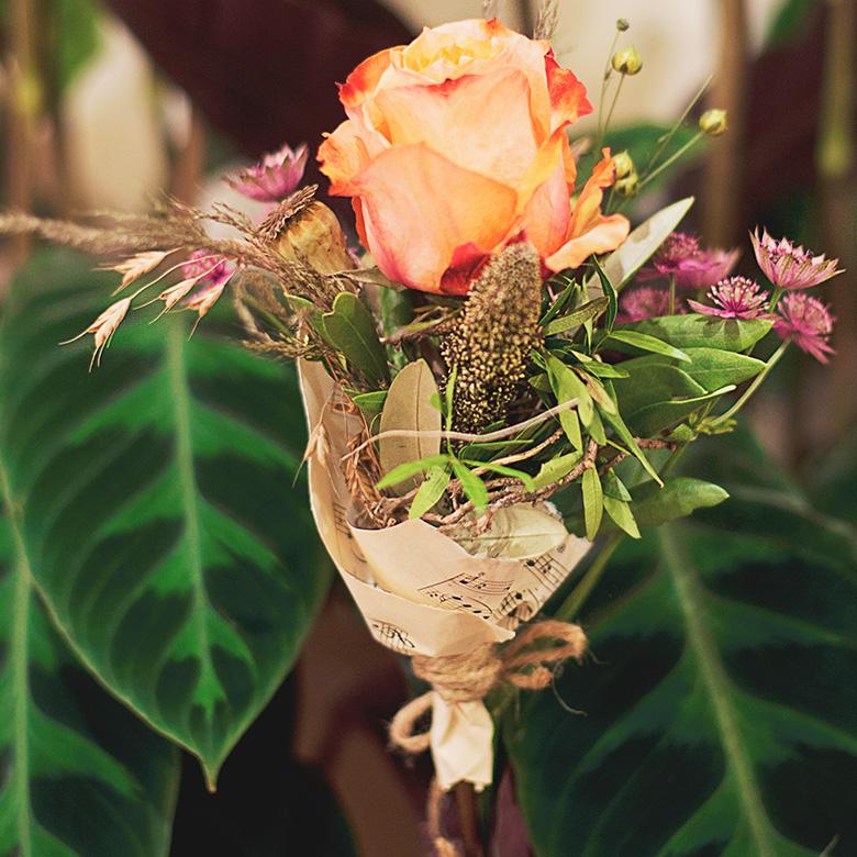 Cl matite sauvage offrir des fleurs for Bouquet de fleurs sauvages